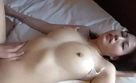 台灣女神性感乳头翹臀內射中出視頻